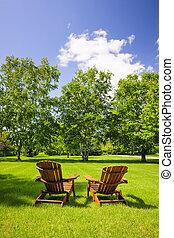 estate, rilassante