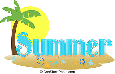 estate, testo