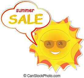 estate, vendita