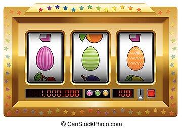Ester Eggs Slot Machine
