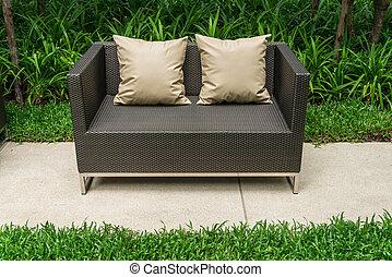 Sedere esterno divano malacca patio bello sedere for Piani patio esterno
