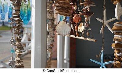 esthétique, intérieur, maison, décoration, pacifique, maison...