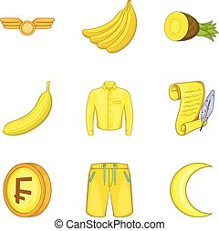 estilo, ícones, jogo, equipe, sprint, caricatura