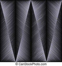 estilo, ab, grunge, pattern., seamless, vetorial, bordado, geomã©´ricas, 3d