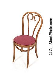 estilo, café, cadeira