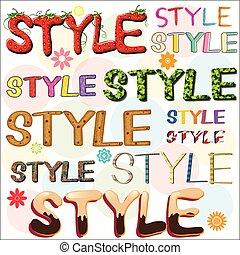 estilo