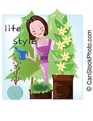 estilo de vida