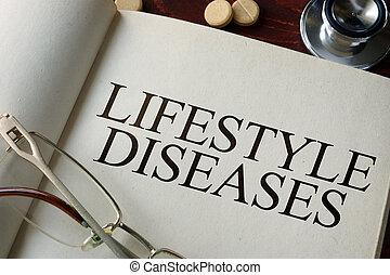 estilo de vida, enfermedades