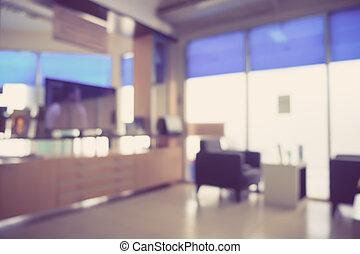 estilo, escritório, vindima, efeito, obscurecido, filtro, retro, fundo