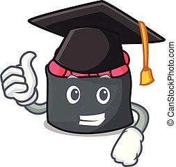 estilo, ikura, personagem, caricatura, graduação