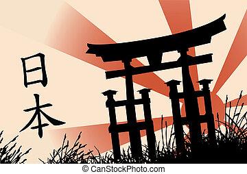 estilo, japonés