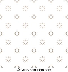 estilo, padrão, abstratos, seamless, stylized, islamic, estrelas