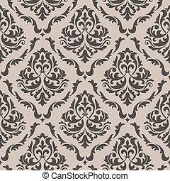 estilo victoriano, plano de fondo, seamless