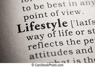 estilo vida
