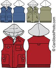 estilos, niño, 3, hoodies