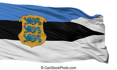Estonia Naval Ensign Flag Isolated Seamless Loop - Naval ...