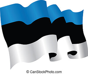 estonian flag - estonian national flag