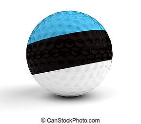 Estonian Golf Ball