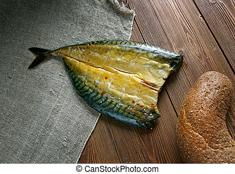 Estonian smoked fish