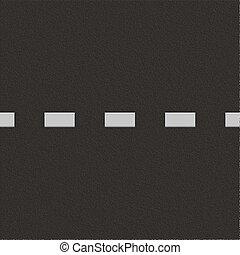 estrada, fundo, textura, asfalto