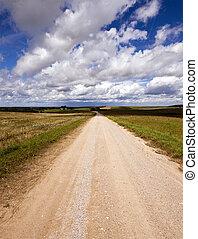 estrada, rural