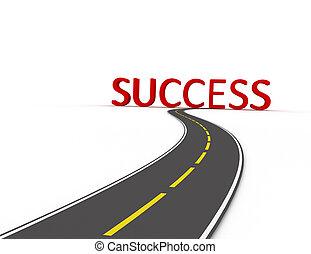 estrada sucesso