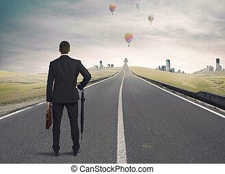 estrada, sucesso