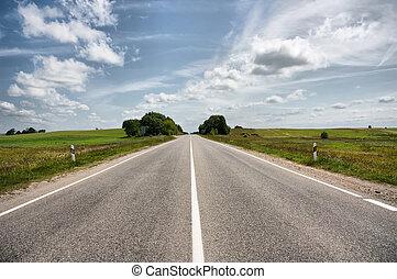 estradas, rural