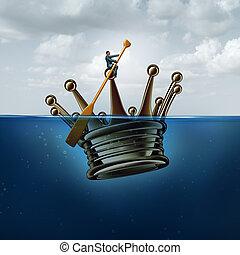 estratégia, gerência, liderança
