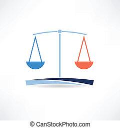 Estratto, legge, icona