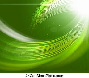 estratto verde, sfondi