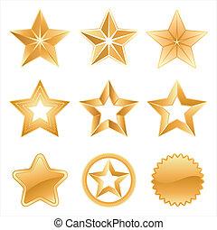 estrela, ícone