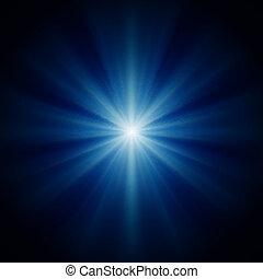 estrela brilhante
