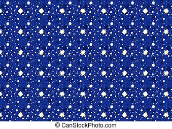 estrella, plano de fondo