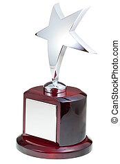 estrella plata, premio