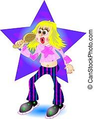 estrella pop