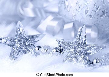 estrellas, navidad