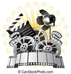 estreno, película, cartel