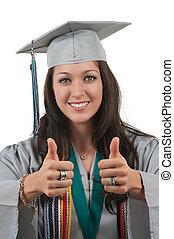 estudante, graduado