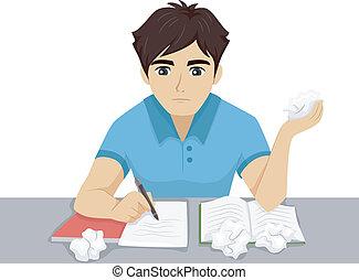 estudiante, deberes