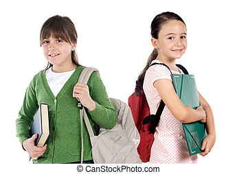 estudiantes, regresar a la escuela