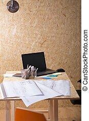 estudio, arquitectura contemporánea