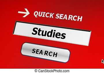 estudos, online