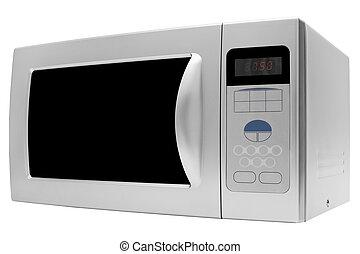 estufa, microonda