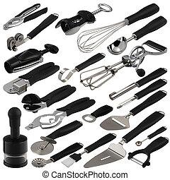 eszközök, konyha