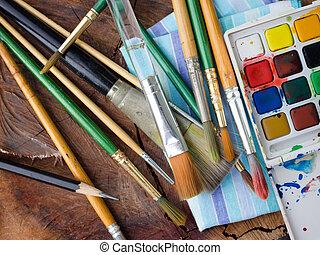 eszközök, painter's