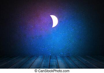 etapa, luna