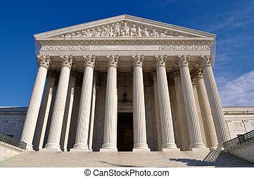 etats, suprême, uni, tribunal, amérique