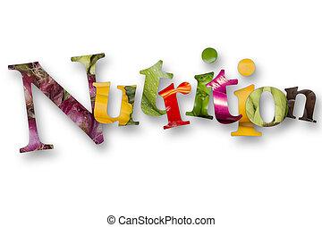 etenswaar voeding, grafisch