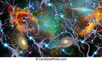 Eternal Mind - Brain Cells and Deep Space